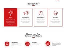 willyarisky tarafından Design a Website Mockup için no 18