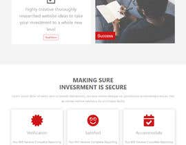 ahmed22zxk tarafından Design a Website Mockup için no 41