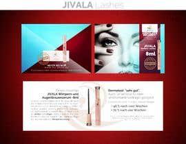 nº 20 pour JIVALA Lashes par designciumas