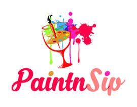 #153 for PAINTnSIP | DESIGN A LOGO by itt9621