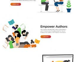 #28 untuk WordPress Landing and Blog Header Design oleh blackeye77