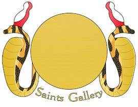 nº 13 pour graphic design's for brand called SAINTS gallery par DrRappy