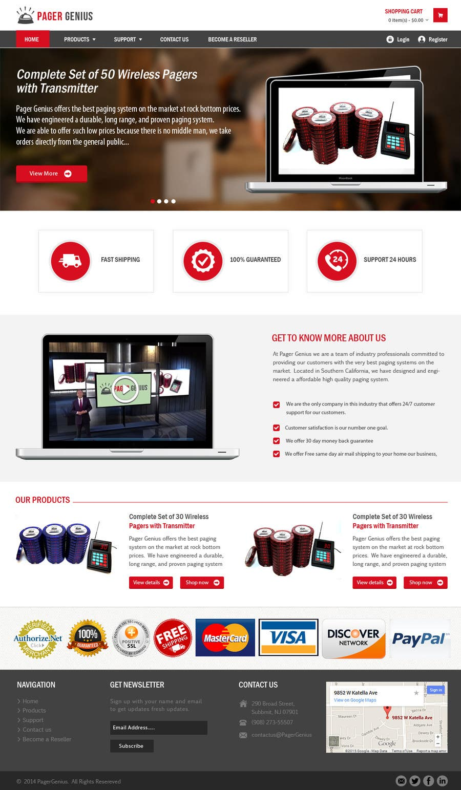 Contest Entry 97 For Design A Homepage