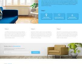 #12 para Designa en hemsidesmodell de madan9967432121
