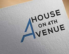 nº 73 pour House on 4th avenue Logo par nurulafsar198829