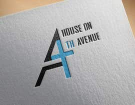 nº 20 pour House on 4th avenue Logo par anagutovic21