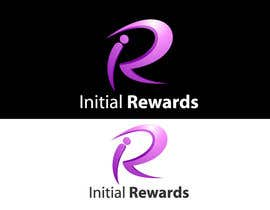 #297 para Logo Design for Initial Rewards por sproggha