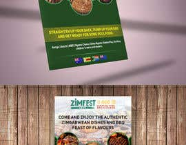 #134 for Catering Flyer by awaisahmedkarni