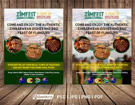 #136 for Catering Flyer by awaisahmedkarni
