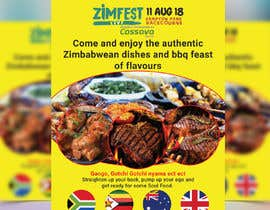 #139 for Catering Flyer by shuvashish7