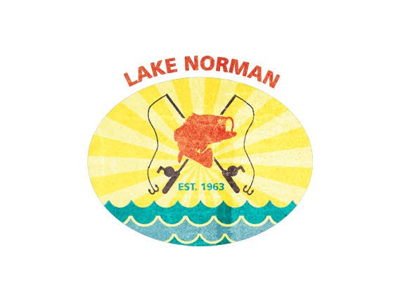 #57 for Graphic Design - Create a Cool Lake Logo by ColeHogan