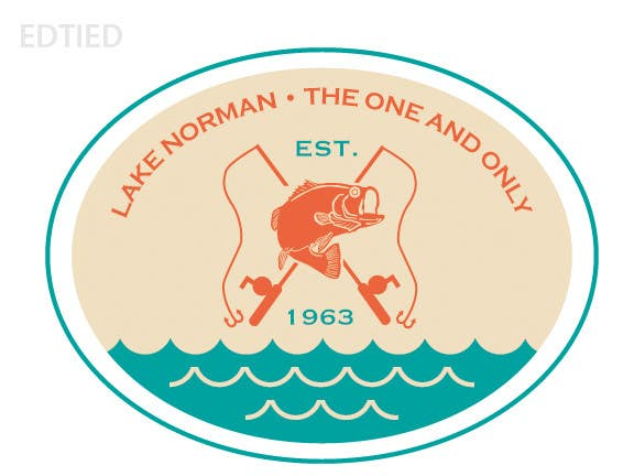 #150 for Graphic Design - Create a Cool Lake Logo by ColeHogan