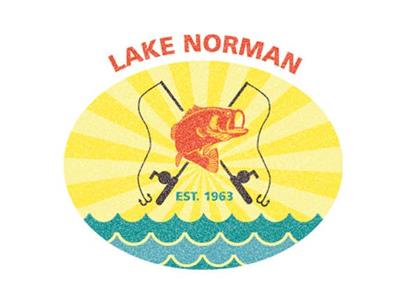 #138 for Graphic Design - Create a Cool Lake Logo by ColeHogan