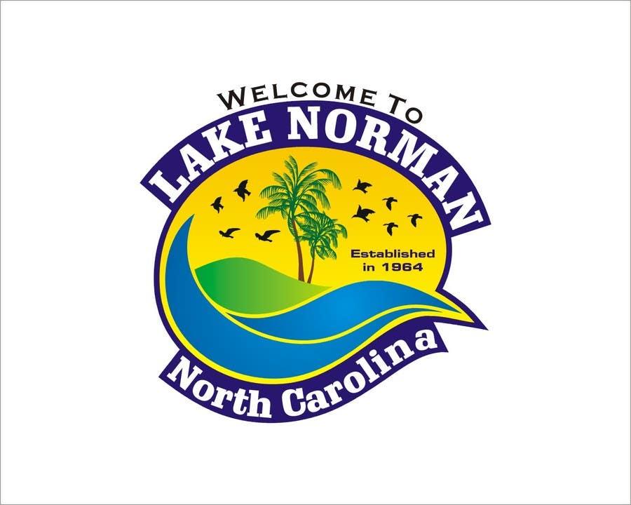 Bài tham dự cuộc thi #146 cho Graphic Design - Create a Cool Lake Logo