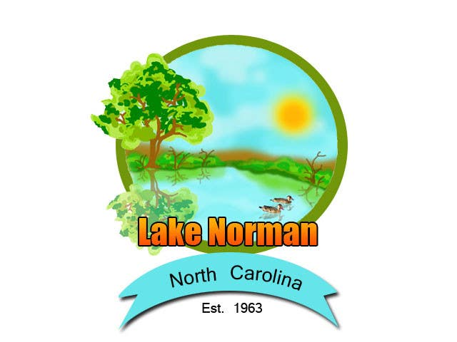 Bài tham dự cuộc thi #114 cho Graphic Design - Create a Cool Lake Logo