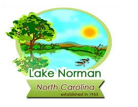 #142 para Graphic Design - Create a Cool Lake Logo por alexandracol