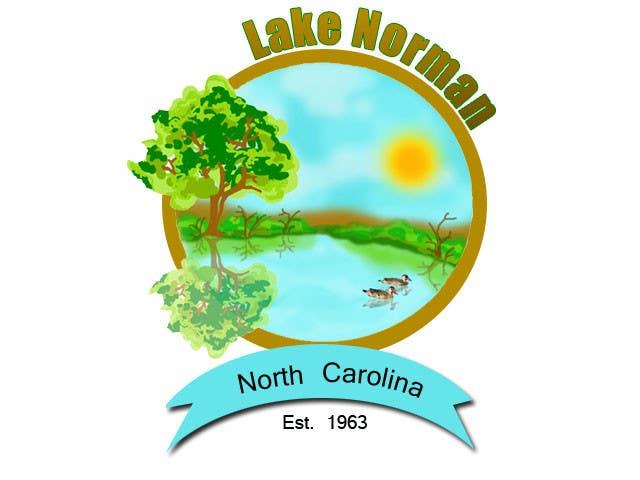 Bài tham dự cuộc thi #112 cho Graphic Design - Create a Cool Lake Logo