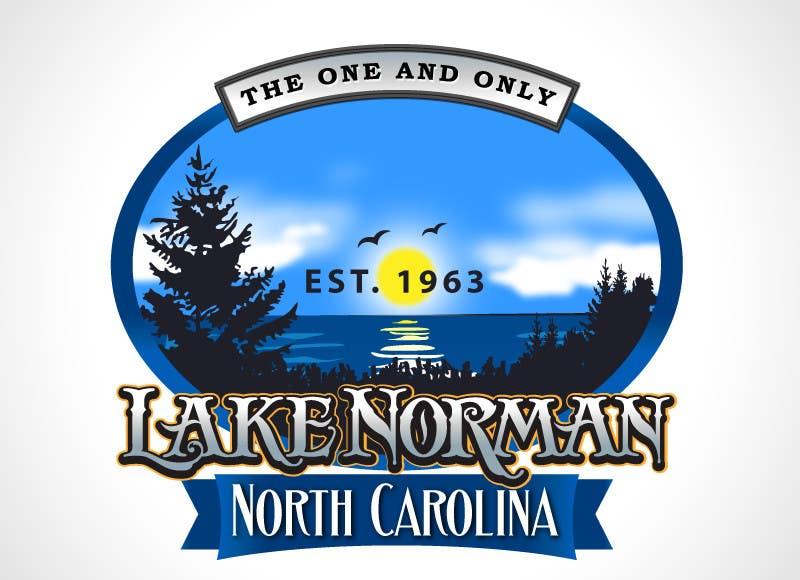 Bài tham dự cuộc thi #139 cho Graphic Design - Create a Cool Lake Logo