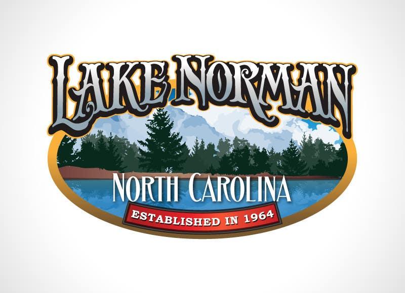 Bài tham dự cuộc thi #14 cho Graphic Design - Create a Cool Lake Logo
