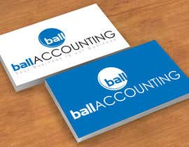 #30 for Design a Banner/logo for Ball Accounting af sethworld