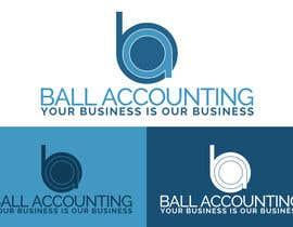 #74 for Design a Banner/logo for Ball Accounting af vladspataroiu
