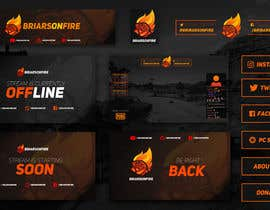 #69 para Twitch Branding Project por Grove00