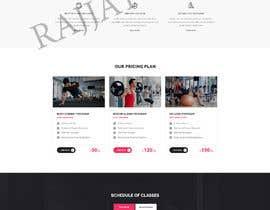 #10 for Design a Website Mockup af rajjatgarg1