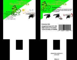 Nro 5 kilpailuun bicycle product packaging käyttäjältä sameur