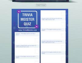 #64 untuk Design a question and also answer page for trivia questions oleh NaturalFitness20