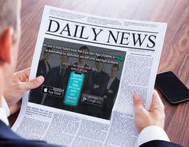 Nro 59 kilpailuun Ad design in newspaper käyttäjältä Irikakhan2018