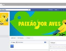 nº 13 pour Mascot for Facebook cover par berragzakariae