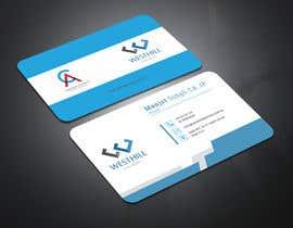 #383 for Business Card Design 2 by Parvez201