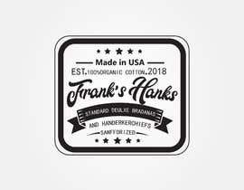 nº 70 pour Logo Design for new Brand -Frank's Hanks par Aunonto