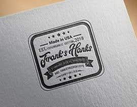 nº 71 pour Logo Design for new Brand -Frank's Hanks par Aunonto