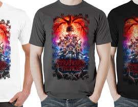 #8 cho T-shirt Design bởi ronjurin