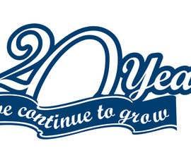 #28 untuk Design a Logo for 20'th anniversary of EPIC oleh alfonsosalazarm