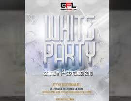 #52 pentru Design a Flyer all white party ATL de către SLP2008