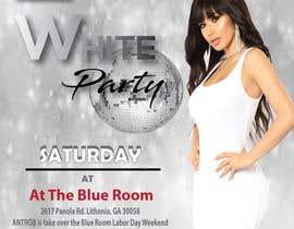 #34 pentru Design a Flyer all white party ATL de către tumpazarif157