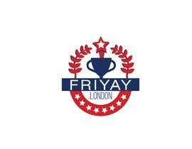 #172 para Logo for Friyay project por gkhaus