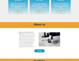 #9 for Website homepage graphics by Anjumakoli