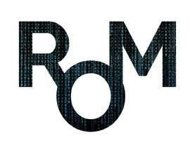 #49 for Design a logo : ROM by parteekrsnr