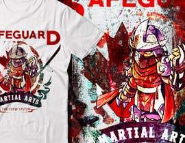#63 para Create A T-Shirt Design de czsidou
