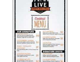 nº 7 pour URGENT: Re-design bar menus par frontrrr