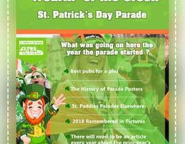 nº 10 pour Magazine Masthead (St. Pat's Parade) par aes57974ae63cfd9