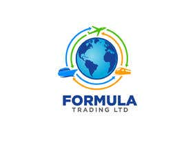 "#32 for Design a Logo for Export & Import company ""Formula Trading Ltd"" by fireacefist"