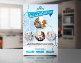 Nro 23 kilpailuun Design a Flyer for a Speech Therapy Company käyttäjältä asfiaasa