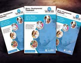 Nro 35 kilpailuun Design a Flyer for a Speech Therapy Company käyttäjältä narayaniraniroy
