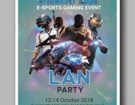 #5 for Lan party poster/flyer by mdtafsirkhan75