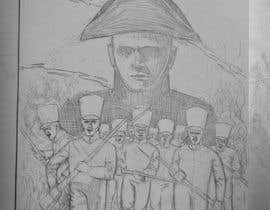 #19 for Illustrate a Napoleonic Alternative History Book Cover by ahmettoy040