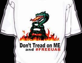 #24 para Design a T-Shirt for UAB por noemikit